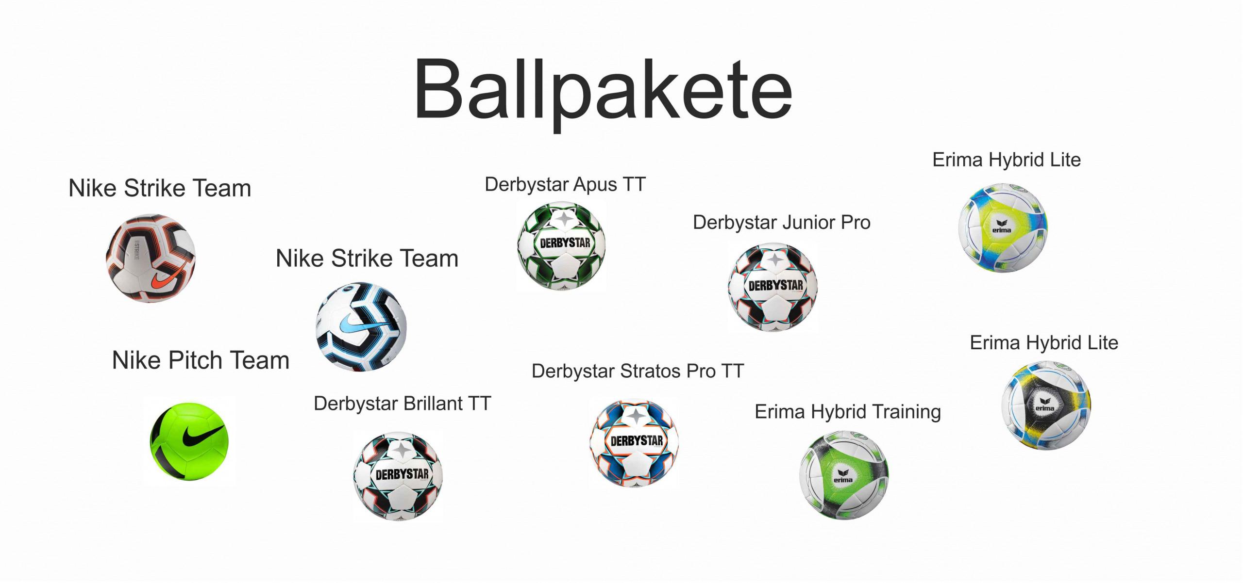 Ballpakete