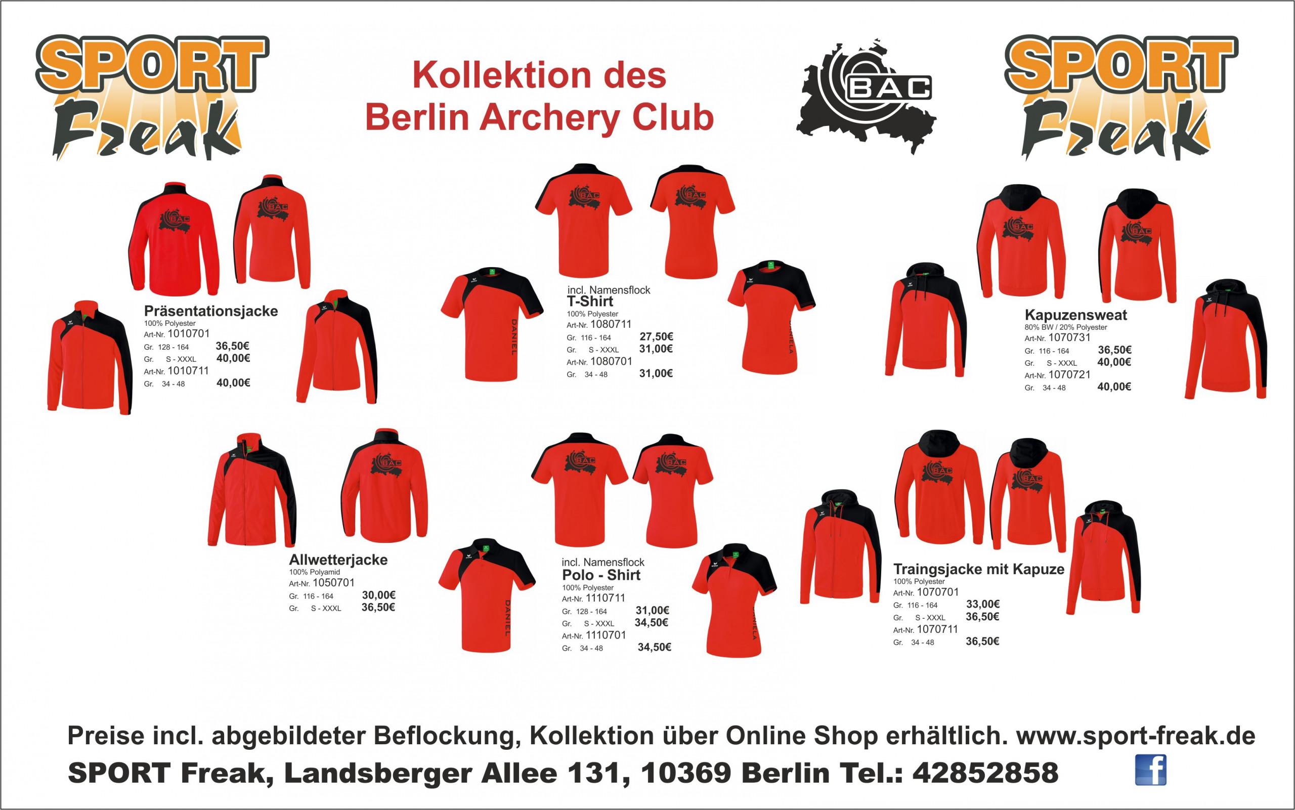 Berliner Archery Club2021