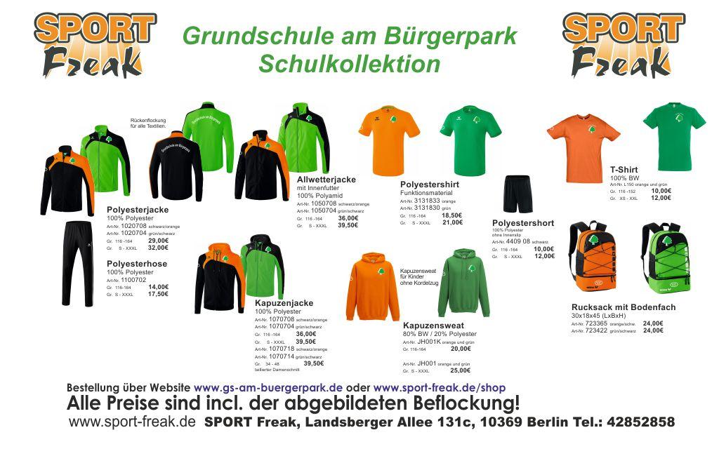 FlyerGrundschuleamBürgerpark