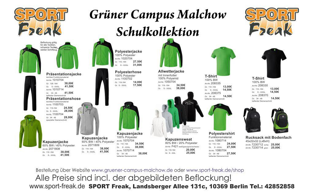 GrünerCampusMalchowFlyer