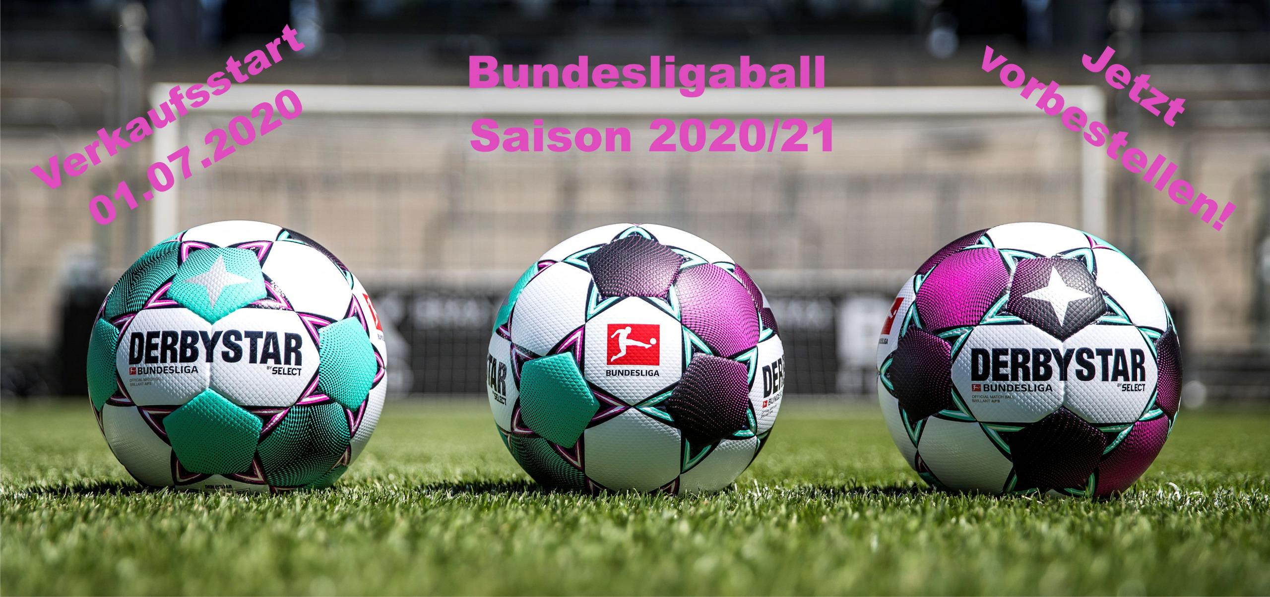 Bundesligaball 2020/21